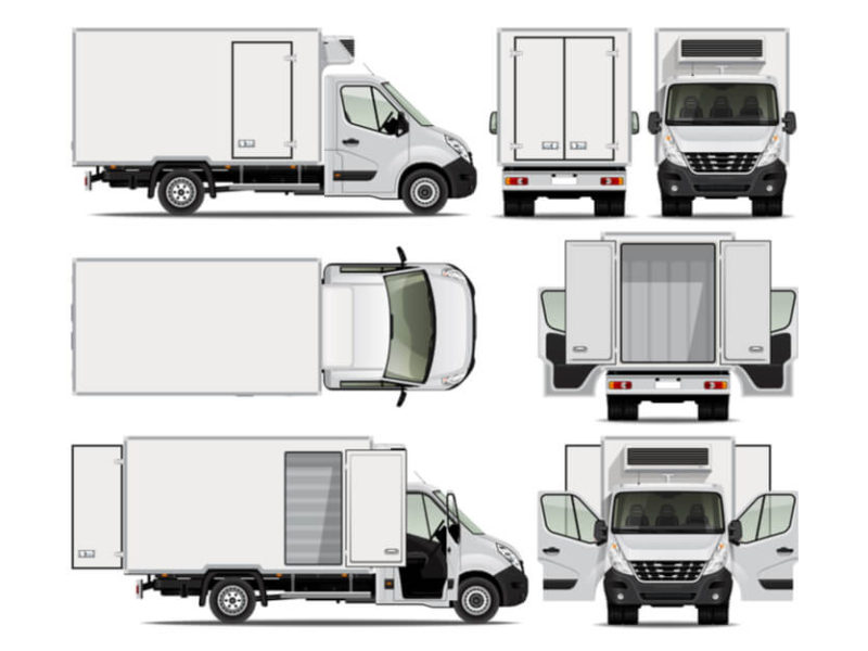 Refrigerated Vans: How They Are Made